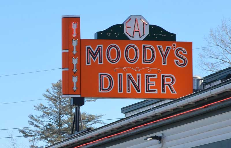 Moody's Diner Receives Accolades